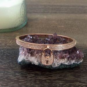 Michael Kors bracelet, rose gold